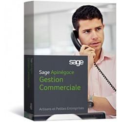 Option Gestion Commerciale - Articles et achats avancés