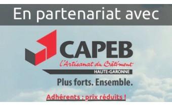 MV informatique, partenaire de la CAPEB